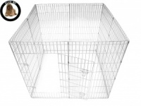 Ellie-Bo 107cm High Lightweight  8 Piece Puppy Pen