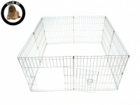 Ellie-Bo 61cm High Lightweight  8 Piece Puppy Pen