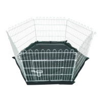 Ellie-Bo Lightweight 6 Piece Puppy Pen