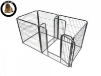Ellie-Bo Heavy Duty 7 Piece Puppy Pen 80cm High