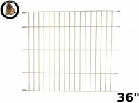 Ellie-Bo Gold Cage Divider for a 36'' Dog Cage