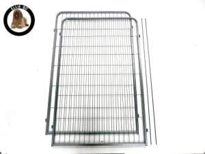Ellie-Bo Heavy Duty 2 Piece Puppy Pen 120cm High Expansion Pack