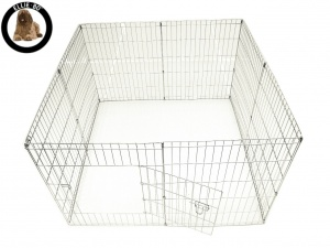 Ellie-Bo 76cm High Lightweight  8 Piece Puppy Pen