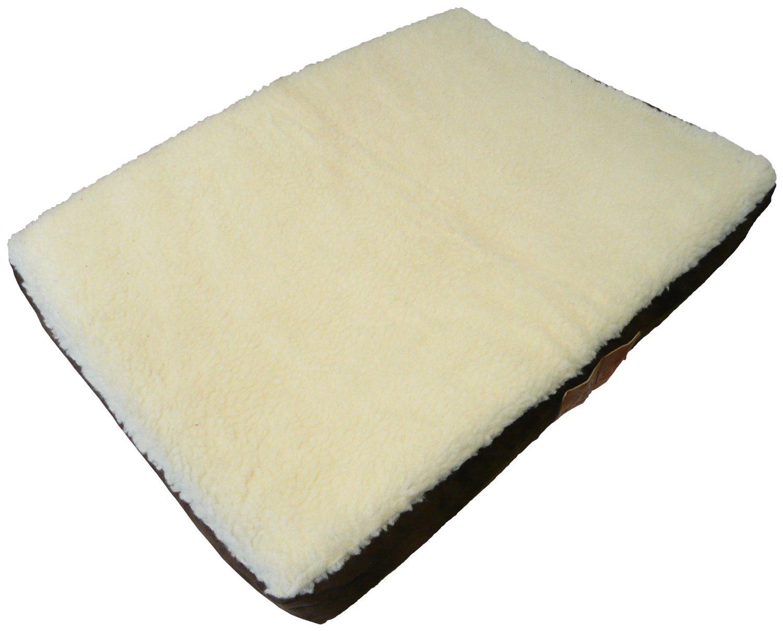 Large Sheepskin Dog Bed