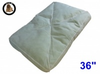 Ellie-Bo Large Replacement Bed Stuffing to fit 36 inch Dog Cage Bed