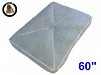 Ellie-Bo Jumbo Replacement Bed Stuffing to fit 60 inch Dog Bed