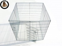 Ellie-Bo 122cm High Lightweight  8 Piece Puppy Pen
