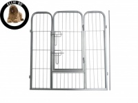 Ellie-Bo Heavy Duty Puppy Pen 80cm High Door Panel