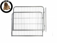 Ellie-Bo Heavy Duty 2 Piece Puppy Pen 60cm High Expansion Pack