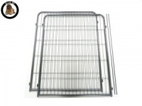 Ellie-Bo Heavy Duty 2 Piece Puppy Pen 100cm High Expansion Pack