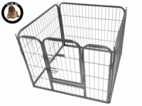 Ellie-Bo Heavy Duty 4 Piece Puppy Pen 60cm High