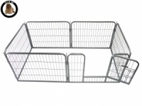 Ellie-Bo Heavy Duty 6 Piece Puppy Pen 60cm High