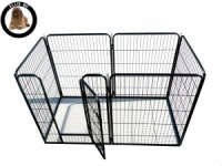 Ellie-Bo Heavy Duty 6 Piece Puppy Pen 100cm High