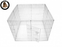 Ellie-Bo 91cm High Lightweight  8 Piece Puppy Pen